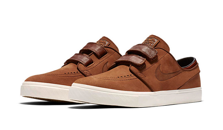 Nike Janoski Baroque Brown, la última novedad de SB