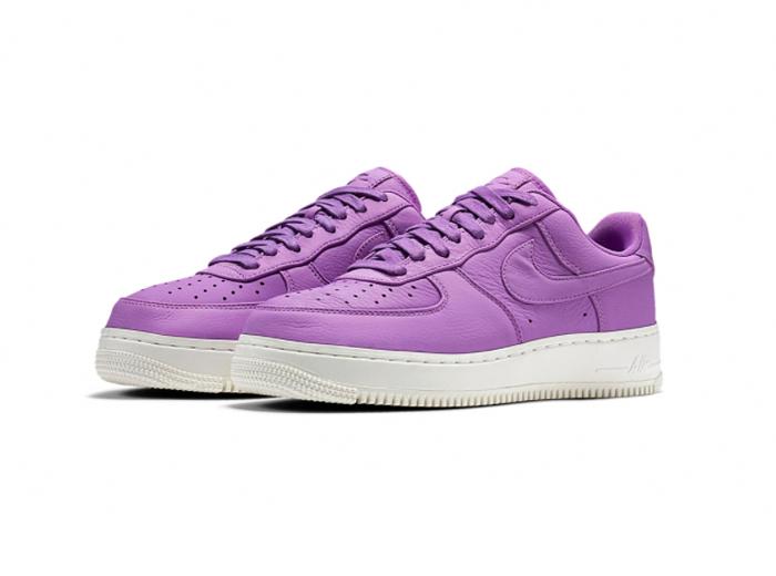 NikeLab Air Force 1 Low «Purple Dust»