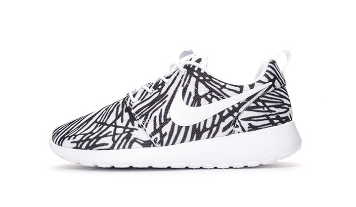 Nike Roshe One Jagged Print
