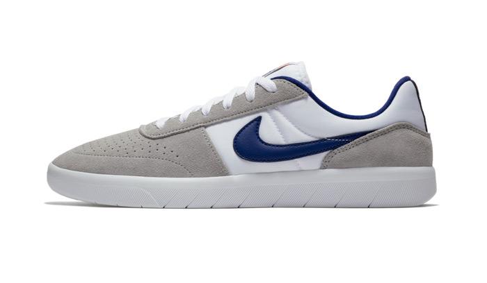 Nuevas Nike SB Team Classic Wolf Grey White