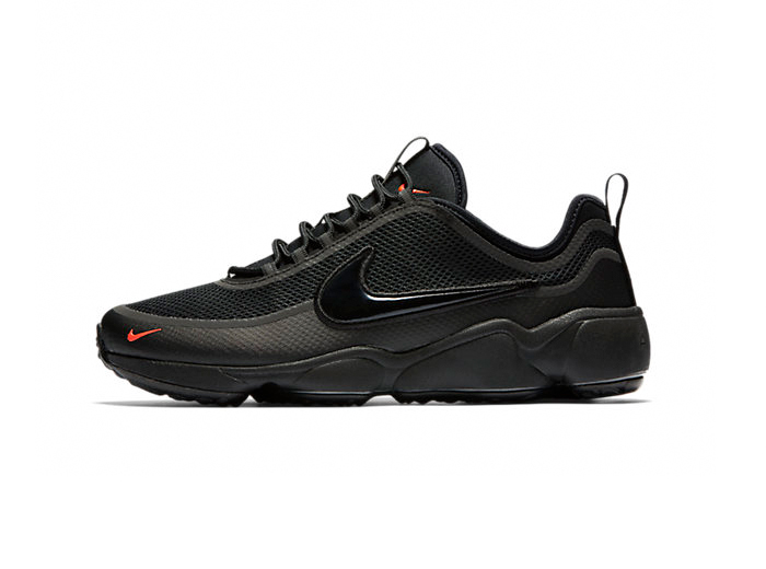 Nike Zoom Spiridion Ultra «Black Carmesi»