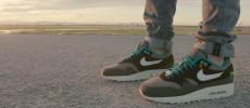 Hemos diseñado unas Nike ID Air Max 1 PRM Pendleton