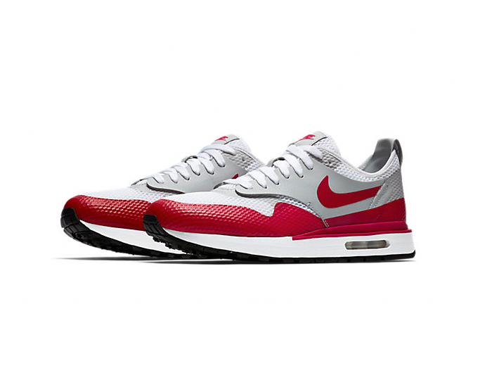 NikeLab Air Max 1 Royal SE «White Red»