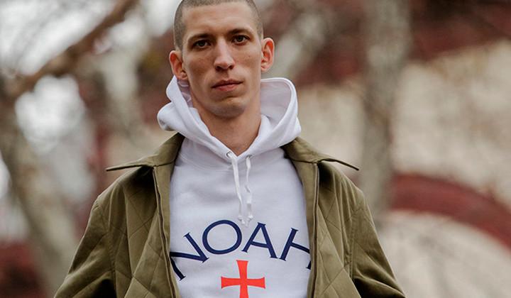 Noah, la nueva marca del director creativo de Supreme