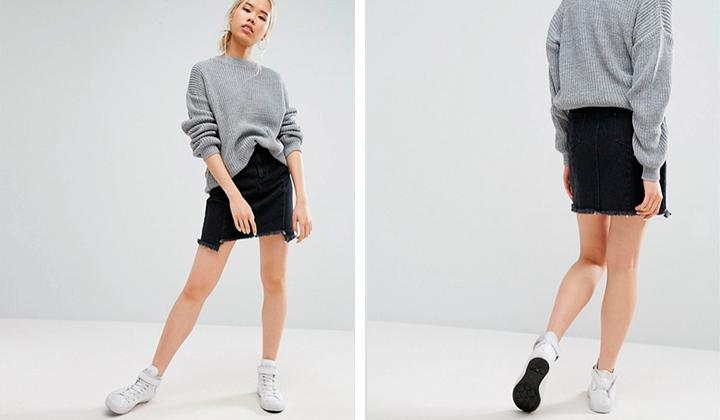 Novedades-en-asos-minifalda-vaquera-negra-backseries