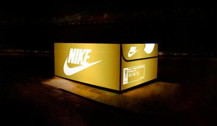 Nueva Pop-Up de Nike SNKRS Box «Golden Air» en San Francisco
