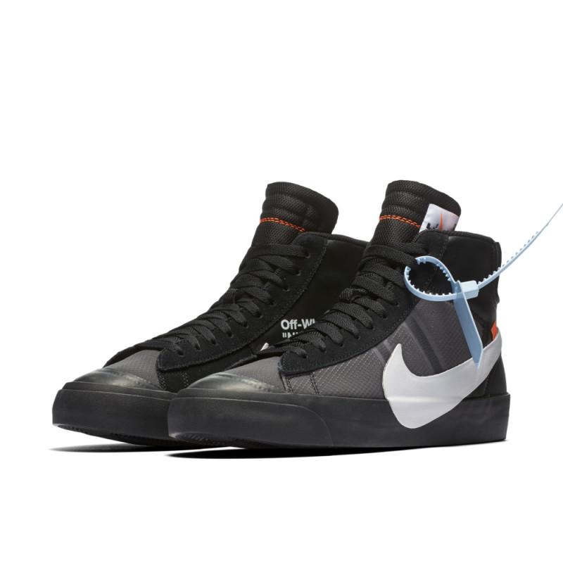 Off-White x Nike Blazer Grim Reaper