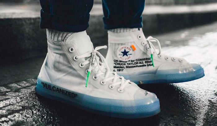 Las Off-White x Converse Chuck Taylor ya tienen fecha de lanzamiento