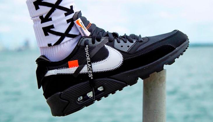 Dónde comprar las Off-white x Nike Air Max 90 Black?