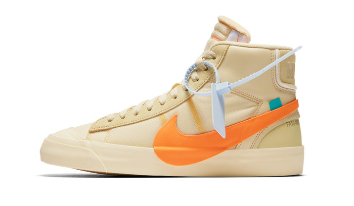 Off-White x Nike Blazer All Hallows Eve