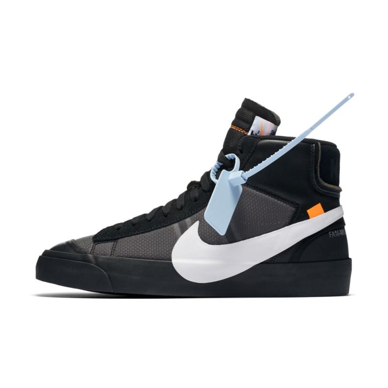 Off-White x Nike Blazer Grim Reaper I AA3832-001I Backseries