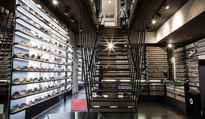 Overkill La Mejor Tienda De Sneakers En Berl 237 N