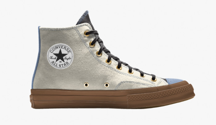 Cómo personalizar Converse Chuck 70 Classic?