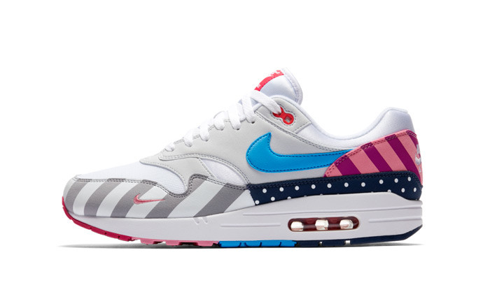 Parra x Nike Air Max 1 White Multi