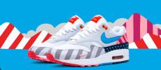 Dónde Comprar las Parra x Nike Air Max 1 White Multi ?