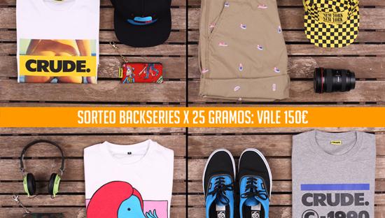 Sorteo en 25 Gramos y tienda actualizada!!!