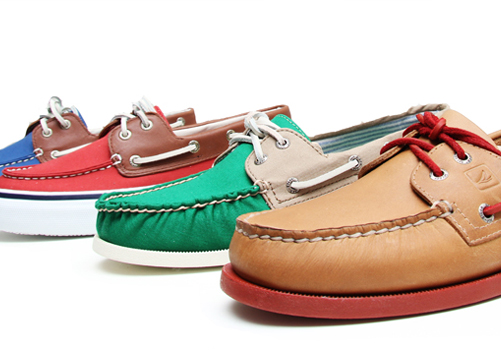 Shop Updated: Sperry Top Sider