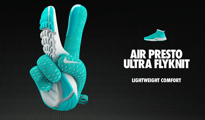 Quieres Tener una Nike Air Presto Ultra Flyknit únicas?