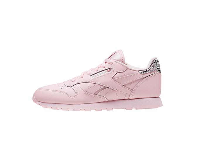 Reebok Classic Leather Metallic «Luster Pink»