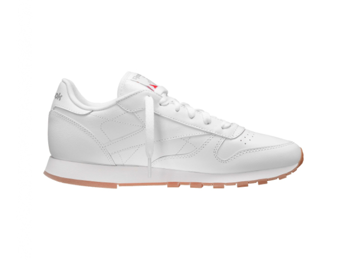 Reebok Classic Leather «White Gum»