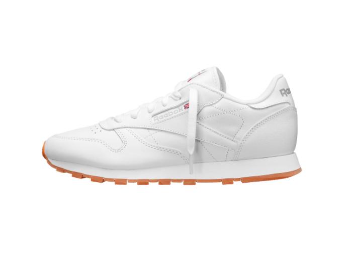 "Reebok Classic Leather ""White Gum"""
