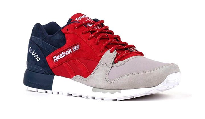 "Reebok GL 6000 ""Union Jack"""