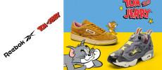 La colección de Reebok x Tom y Jerry ya está disponible!