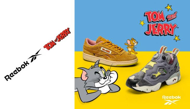 Reebok x Tom y Jerry