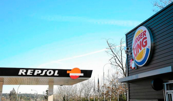 Repsol fracasa ante Burger King