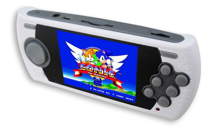 Sega también lanza su versión retro