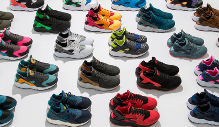 Las Mejores Nike Huarache que te puedes comprar ya!