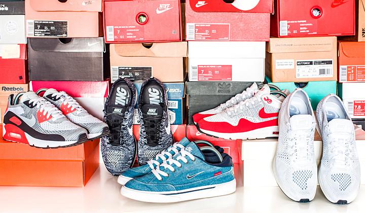 Sneaker Rotation : Alex Alvarez