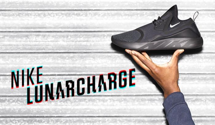Nike LunarCharge, nueva apuesta de la marca del swoosh