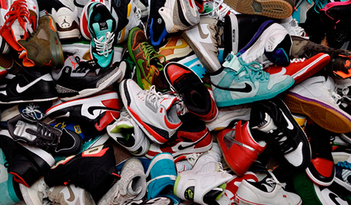 Re-stocks y Código Descuento en Sneakers