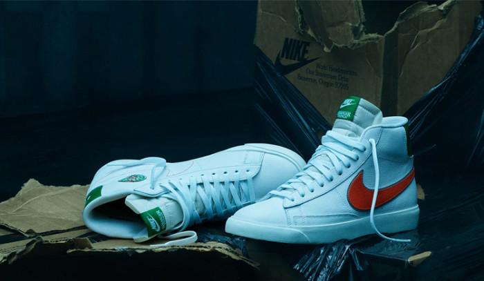 Por fin están aquí las Stranger Things x Nike Blazer Mid