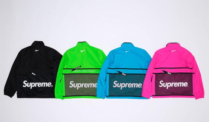 Supreme x Nike Air Humara Collection
