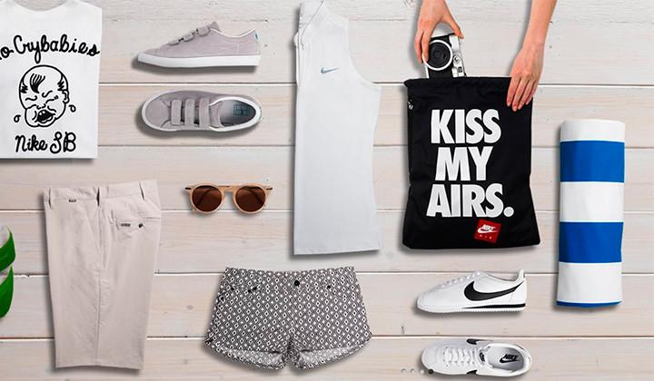Tenemos un código de Envío GRATIS en Nike Store