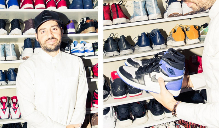 The Coverteur entra en la casa de Ronnie Fieg