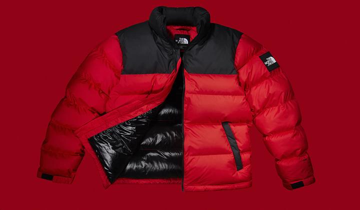 the north face 1992 nuptse jacket backseries. Black Bedroom Furniture Sets. Home Design Ideas