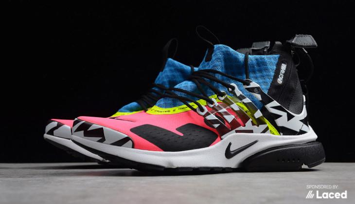 Top 10 de las mejores sneakers en Laced!