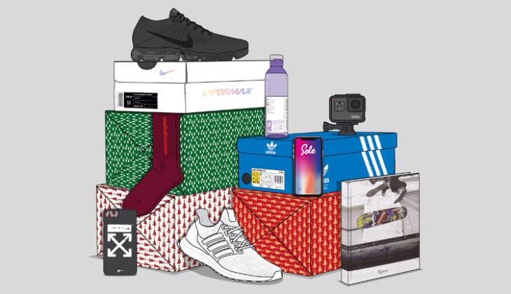 Top 10 regalos para un sneakerhead