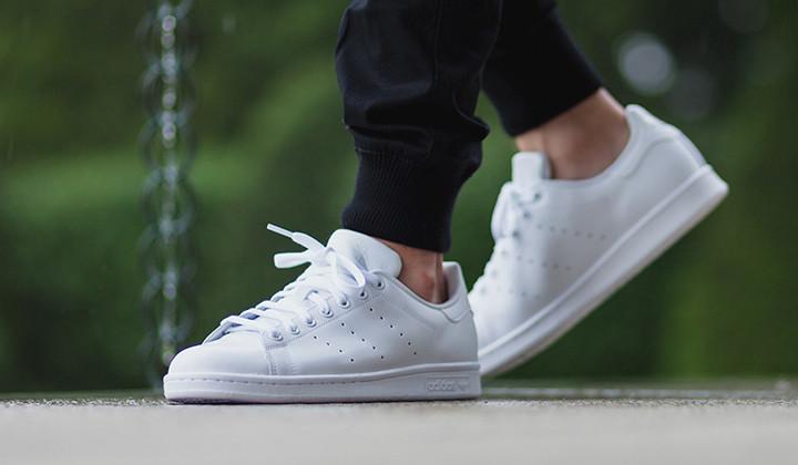 Top 5 «White Sneakers» para comprarse ya!