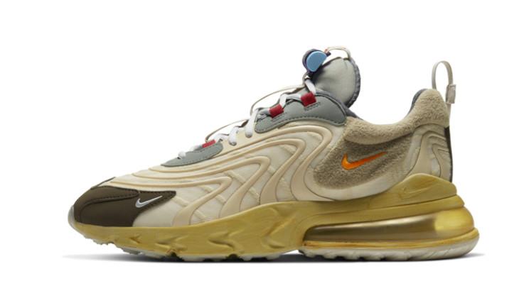 Travis Scott x Nike Air Max 270 React CT2864-200