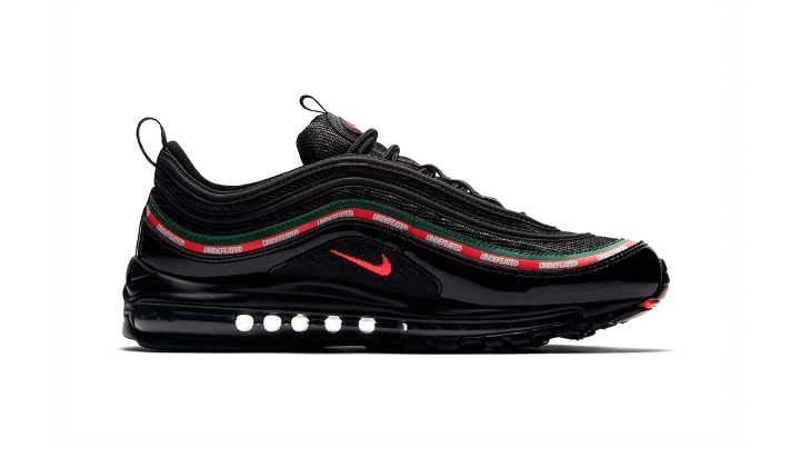 Undefeated x Nike Air Max 97 Black - Backseries 697c8f5605608