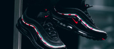 Dónde comprar las Undefeated x Nike Air Max 97 Black ?