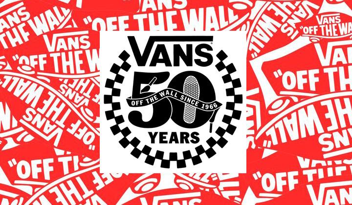 Vans celebra su 50 Aniversario por todo lo alto