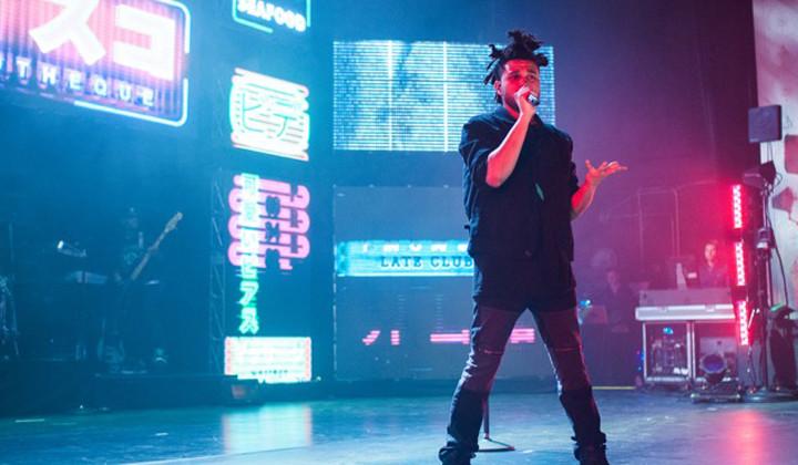 Colección Cápsula Wang x The Weeknd