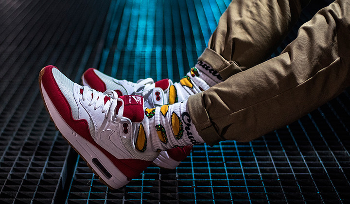 Ya has visto los nuevos calcetines de Crude?