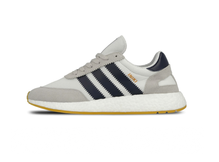 Adidas Iniki Runner «White Collegiate Navy»