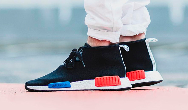 adidas-NMD-C1-Original-Boost-Chukka-Black